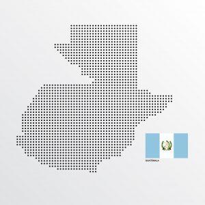 Guatemala mapa