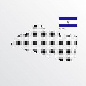 El Salvador Mapa
